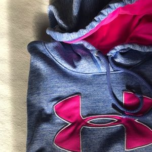 Under Armour Cold Gear Hoodie NWOT M